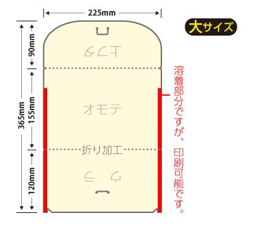 チケットホルダー大サイズ(両側加工)