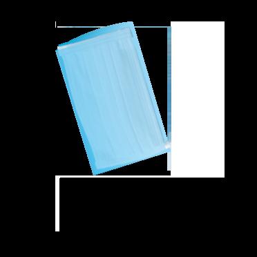 使い捨て抗菌マスクケース(紙製)