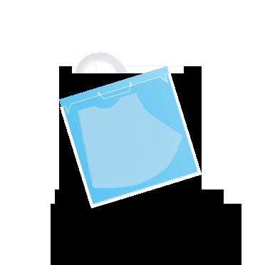 抗菌マスクケースコンパクト