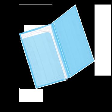 抗菌マスクケースマルチポケット